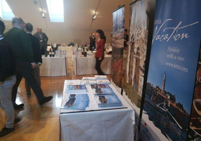 12 istarskih vinara s Turističkom zajednicom Istarske županije  sudjelovalo je na Merano Wine Festivalu