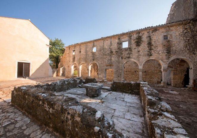 Završena prva faza obnove samostana Sv. Mihovila u Kloštru
