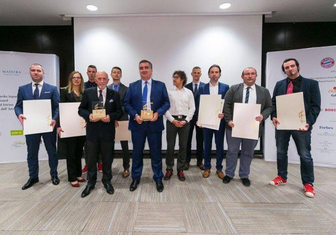 Nagrade Zlatna koza – Capra d'oro 2018.