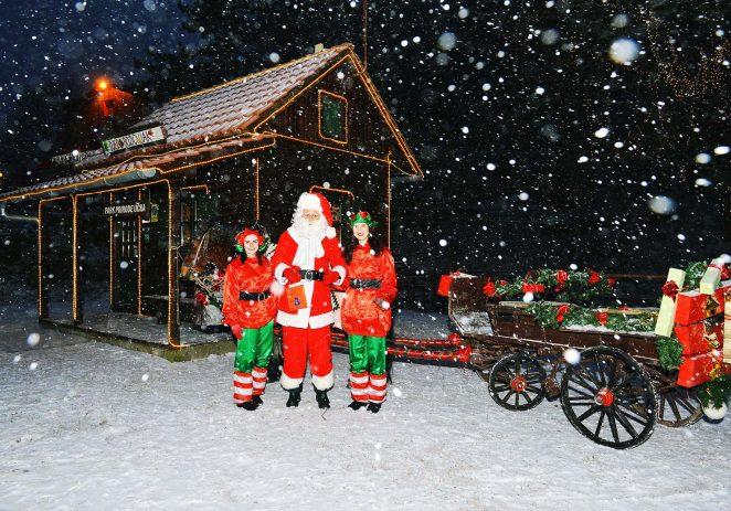 """Otvorena 10. """"Božićna bajka u Parku prirode Učka"""" – posjetite do 16. prosinca"""