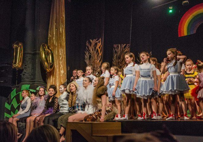 """U porečkom kazalištu udruga MOT08 upriličila fantastičnu priču """"Čarobnjak iz Oza"""""""