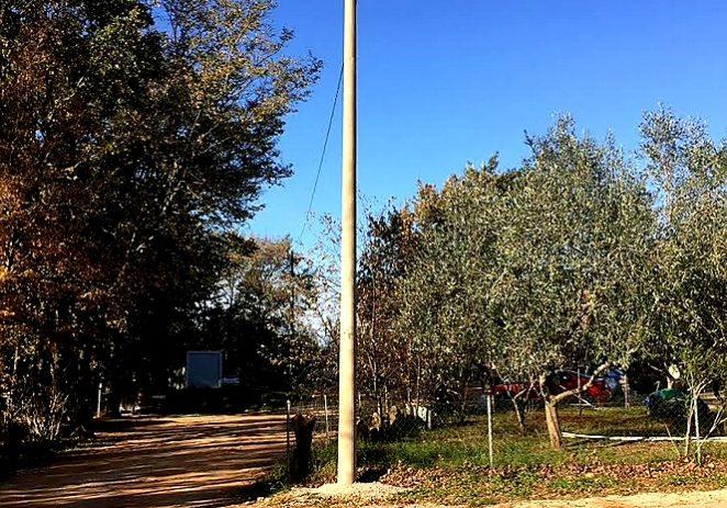 Dogradnja i rekonstrukcija dijela javne rasvjete na području mjesnih odbora Fuškulin, Varvari i Veli Maj