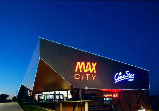 Otvorena vrata Max Cityja 1. studenog