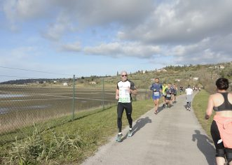 Sečovlje je ugostilo zadnje kolo u ovoj godini Istarske zimske lige u trčanju powered by Plava Laguna