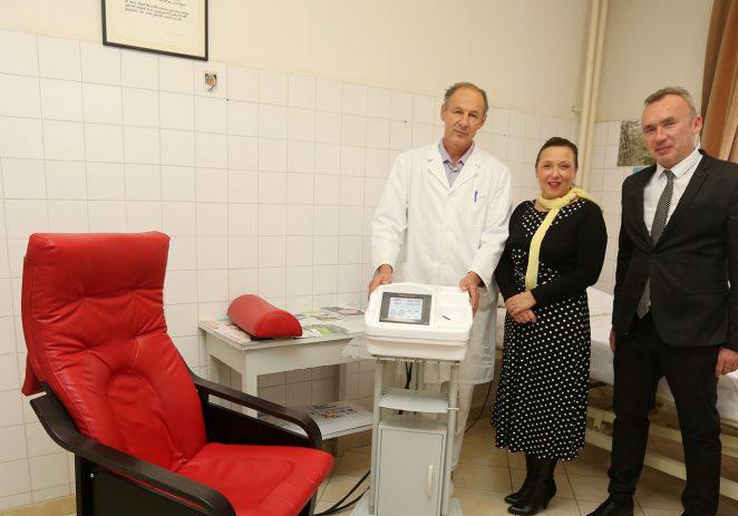 Valamar je Službi za ginekologiju i opstetriciju OB Pula osigurao korištenje nove opreme za liječenje i oporavak pacijentica