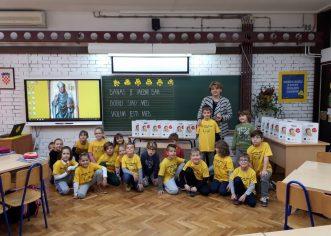 Obilježen 'Školski medni dan' u porečkim osnovnim školama