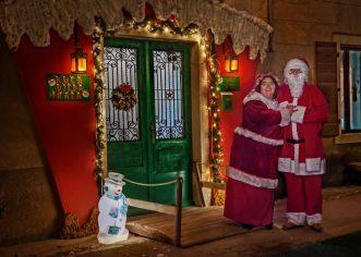 Od 5. prosinca kreće Kuća Djeda Mraza u Kašteliru