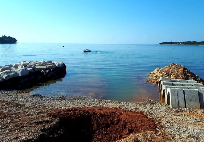 Odvodnji Poreč 2 milijuna kuna za izgradnju podmorskih ispusta i kanalizacijske mreže, do ljetne sezone planiraju još ulaganja u visini od 6 i pol milijuna kuna