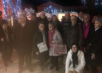 Održana plesna večer u Klubu umirovljenika Galija – sudjelovali i bivši radnici Istraturista  Bivši radnici Istraturista obišli porečki Advent