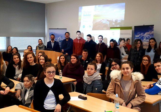 Prezentacijom globalno prepoznatljivog projekta Share Istria započela je suradnja pulskog Fakulteta za interdisciplinarne, talijanske i kulturološke studije s Istarskom turističkom zajednicom