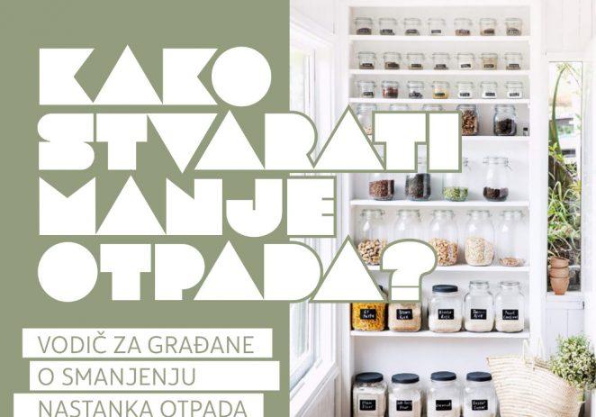 Zelena Istra objavila priručnik za građane: Kako stvarati manje otpada?