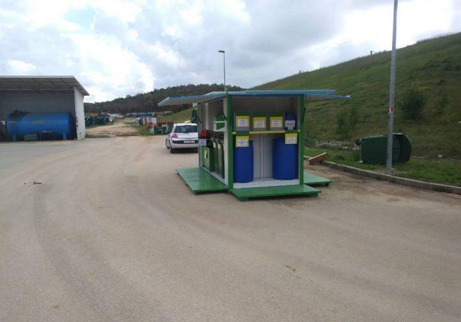 Nastavak rada mobilnog reciklažnog dvorišta