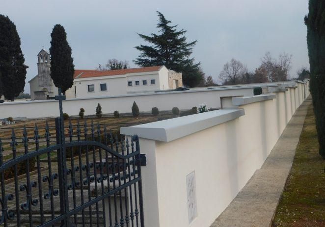 Završava se sanacija groblja u Fuškulinu i Novoj Vasi, investicija vrijedna 827 tisuća Kuna