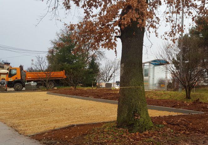 Još  dva nova parkirališta u Poreču – kod Veterinarske bolnice i u St. Portun