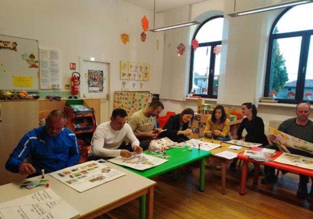 """U Dječjem vrtiću """"Radost"""" Poreč – Parenzo u cilju  suradnje i podrške poticajnom roditeljstvu nastavljaju se  održavati edukativna predavanja i  radionice za roditelje"""