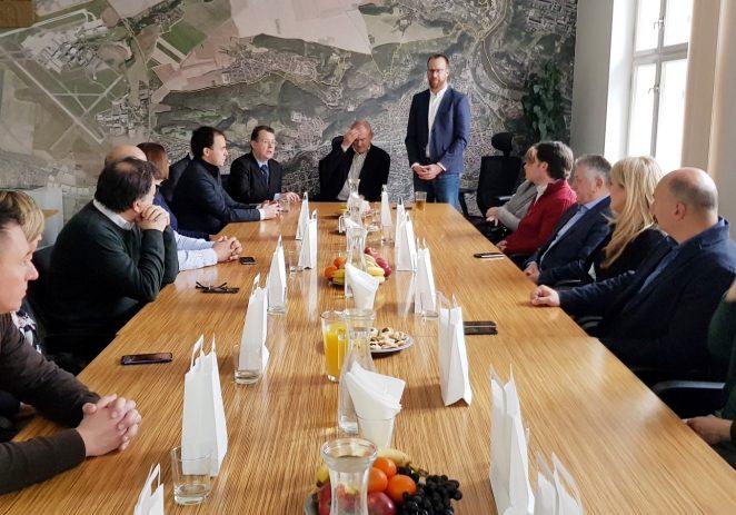Delegacija Grada Poreča posjetila Prag 6, najveću gradsku četvrt glavnog češkog grada