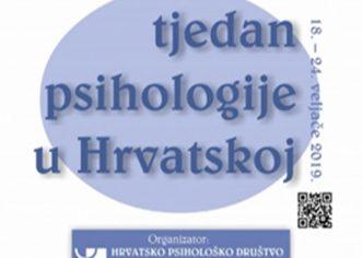 Što je psihologija, čemu služe psiholozi? – 12. Tjedan psihologije u Poreču