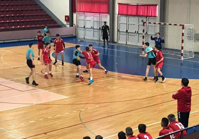 Mlađi kadeti rukometnog kluba Poreč iz Pule bez bodova