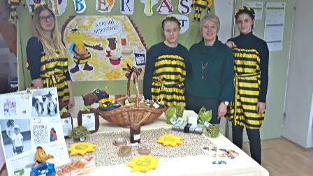 Srednja škola Mate Balote ima najbolji poduzetnički projekt na međužupanijskom natjecanju