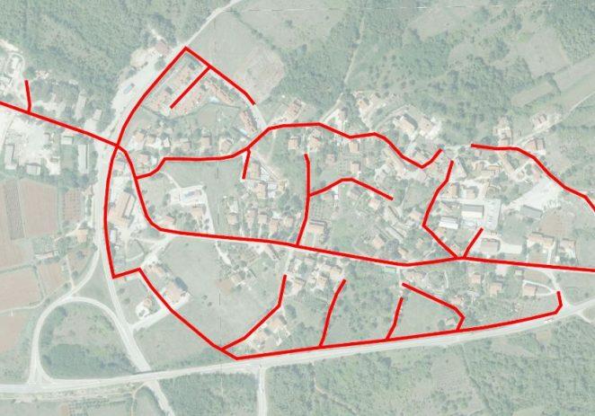 Objavljen javni poziv za priljučenje na novoizgrađenu mrežu odvodnje u naselju Baderna