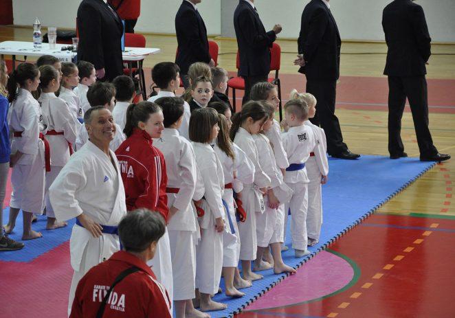Karate klub Finida prvi na 7. Grobničan kupu