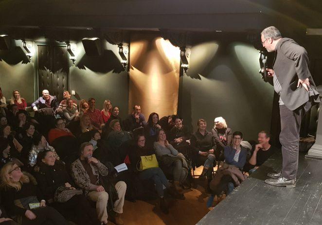 Dr. Rajović oduševio je brojnu porečku publiku