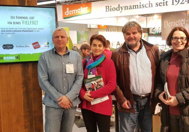 Predstavnici iz Poreča na najvećem ekološkom sajmu na svijetu u Nürnbergu