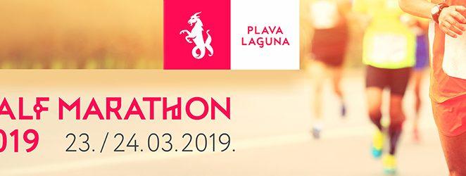 U subotu 23. i nedjelju 24. ožujka na redu je 4. Plava Laguna polumaraton – provjerite regulaciju prometa