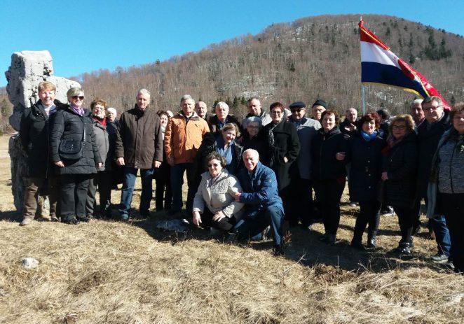 Porečki antifašisti posjetili memorijal na Matić poljani
