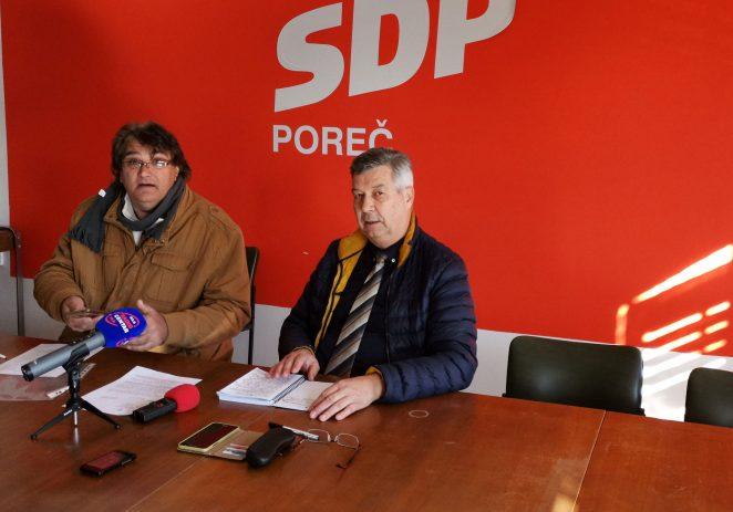 SDP Poreč: cijene odvoza smeća u Poreču mogu i moraju biti niže,  osobito za samce, dvočlane obitelji i umirovljenike