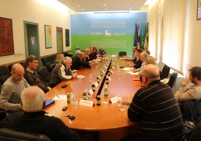 Župan Flego sazvao sastanak na temu problematike šteta na poljoprivrednim kulturama prilikom ispaše ovaca