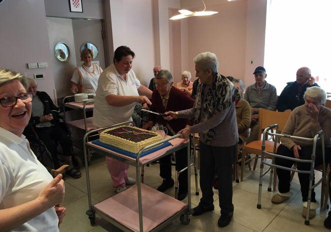 U Domu za starije osobe Poreč proslavljena 11. godišnjica poludnevnog boravka