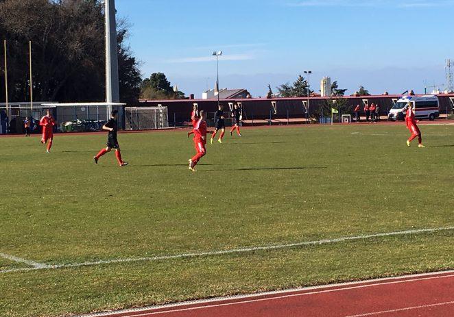 Prijateljska nogometna utakmica između U-19 reprezentacija Hrvatske i Srbije danas u 11 sati u Zelenoj Laguni