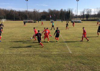 Mladi nogometaši Hrvatske U-19 pobijedili kolege iz Srbije u prjiateljskoj utakmici u Poreču
