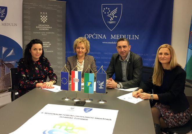 U Medulinu 6. Regionalni forum obiteljskog smještaja Istarske županije 26. veljače