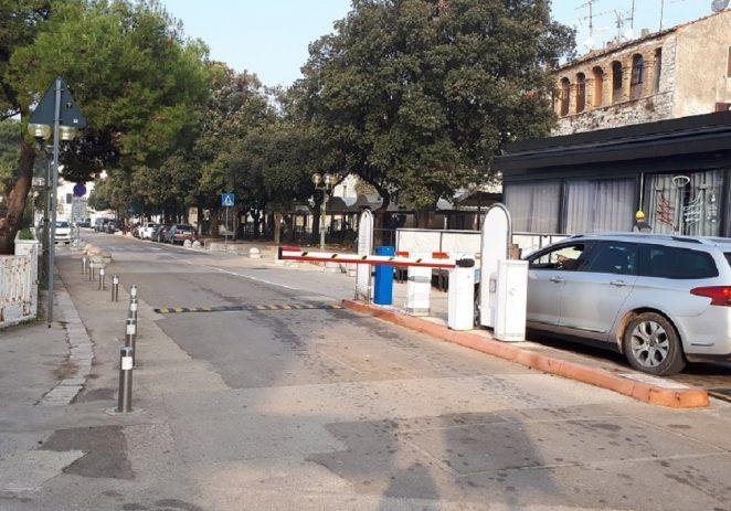 Do sredine travnja radovi na obnovi sustava ulazno-izlazne kontrole u pješačke zone u centru grada