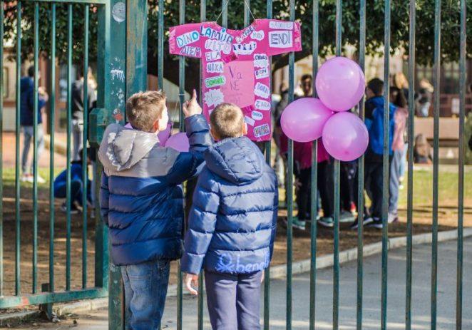 Nasilje prestaje ovdje – obilježili smo Dan ružičastih majica