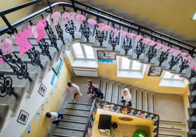 Obavijest iz Talijanske osnovne škole B. Parentin: prvi dan nastave / primo giorno di scuola
