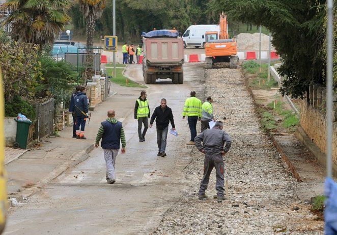 Prometnica kroz Funtanu bit će otvorena u drugoj polovici svibnja