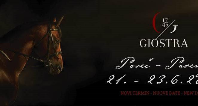 Giostra s novim konceptom i u novom terminu, od 21. do 23. lipnja !