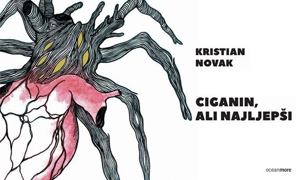 Kristian Novak dobitnik nagrade BOOKtiga 2019.