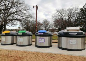 Od 1. ožujka stanovnici naselja Červar-Porat svoj otpad mogu odlagati isključivo u postavljenim polupodzemnim spremnicima !