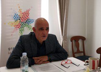 U ime udruge Zajedno – Insieme g. Maurizio Zennaro održao tiskovnu konferenciju na temu prikupljanja i odvoza komunalnog otpada