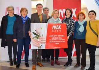 Max City uručio prigodnu donaciju Klubu Gea iz Pule