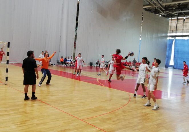 Druga ekipa Rukometnog kluba Poreča pobijedila protiv druge ekipe RK Rovinja