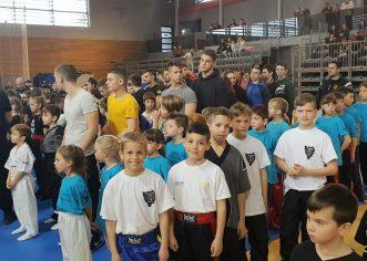 Vrsaranima 4 prva mjesta na Županijskom kickboxing prvenstvu