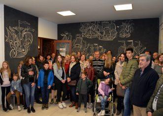 U organizaciji Lions Cluba Poreč u galeriji Galija otvorena 4.Likovna izložba učenika osnovnih i srednjih škola