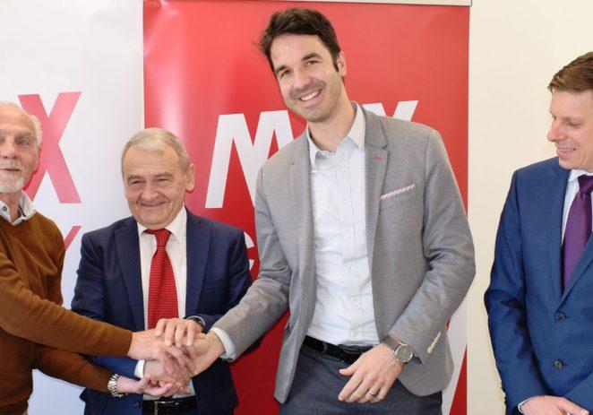 Max City donirao klubove NK Istra-Pula i KK Stoja