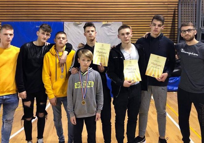Prime Kick boxing tim sudjelovao na Županijskom kickboxing prvenstvu