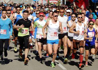 Ove godine Plava Laguna Polumaraton okupio je više od 1300 trkača kroz četiri utrke – Polumaraton, 10 K, Family Run i Kids Run.